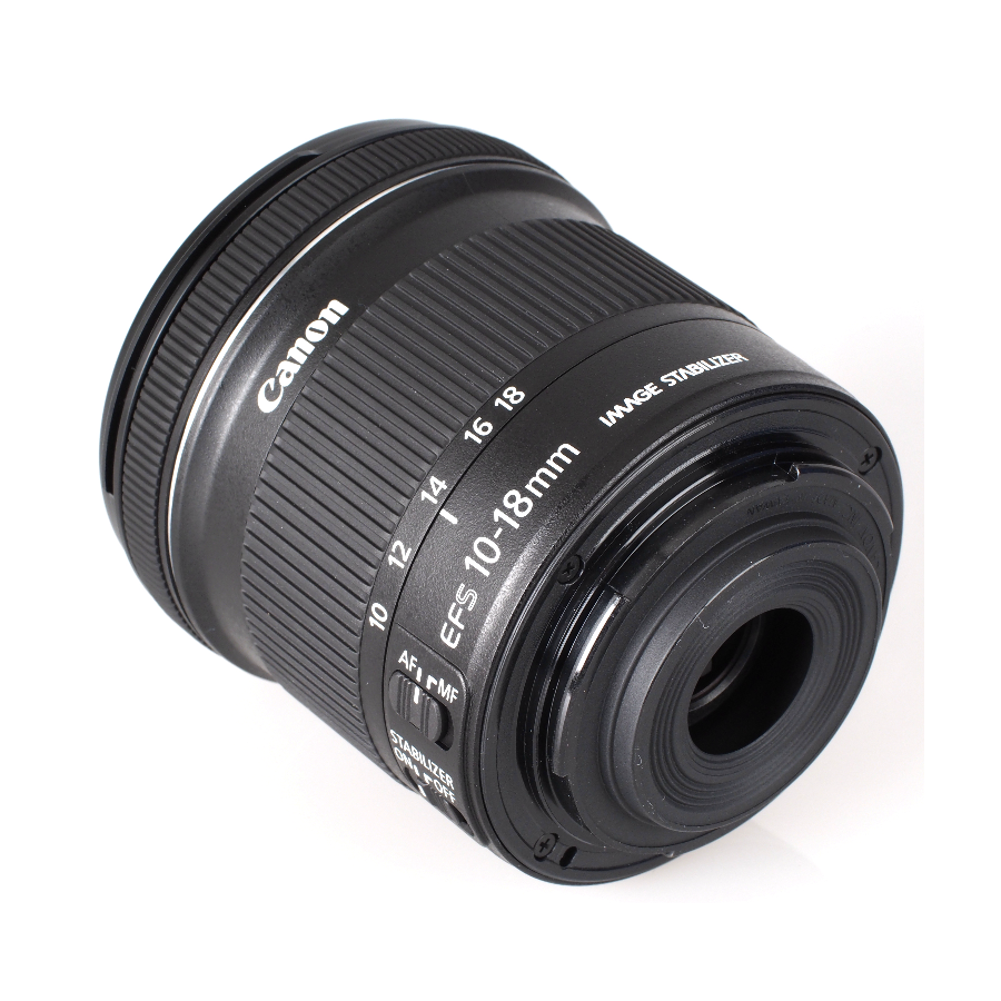 Canon EF-S 10-18mm IS