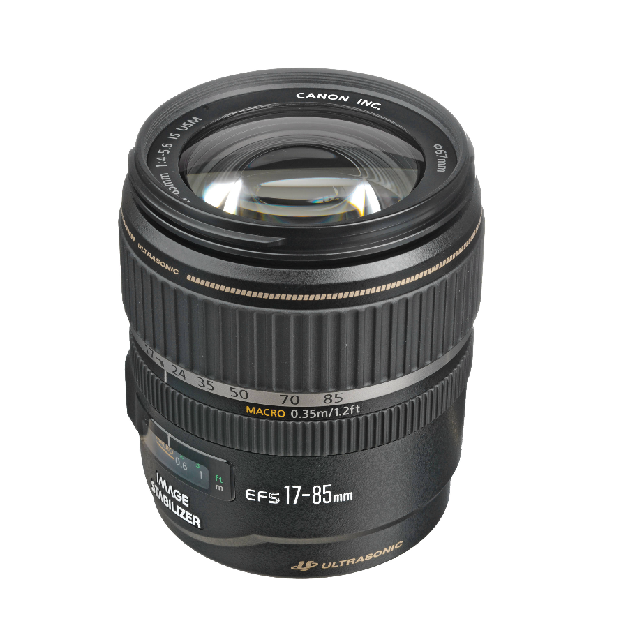 Canon EF-S 17-85mm is